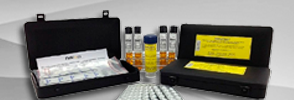 kits tests analisis medidores analizadores - KITS FOTOMETRICOS PARA ANALISIS DEL AGUA